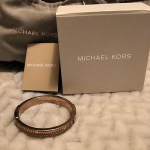 Michael Kors bracelet.